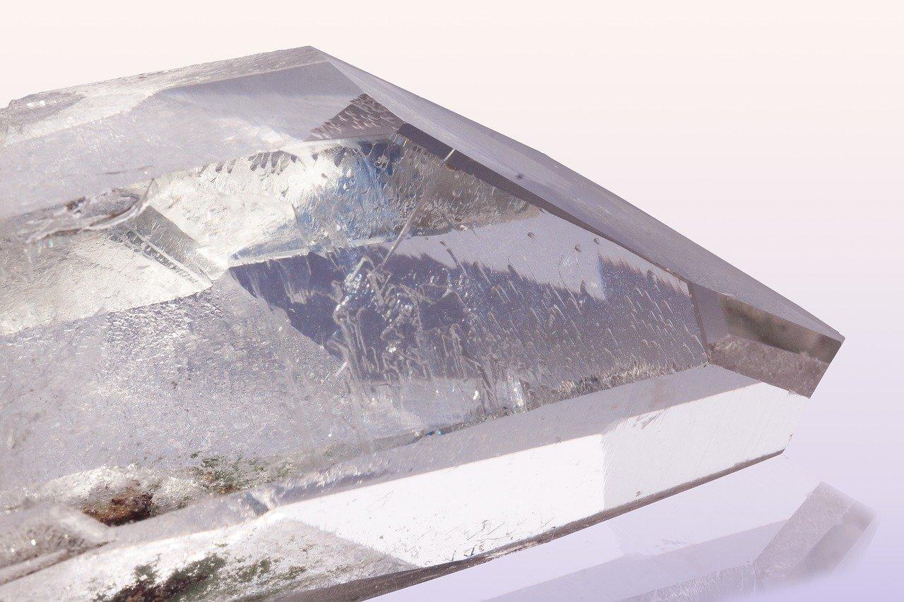 Cristallo di Silicio